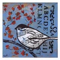 Bird Song 4 Fine Art Print