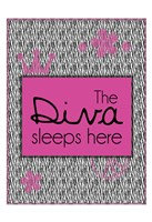 Diva Sleeps Framed Print