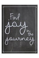 Find Joy In Journey Fine Art Print