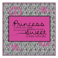 Princess 1 Framed Print