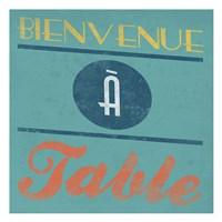 Enjoy French Framed Print
