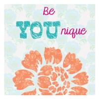 Be You Nique Framed Print