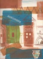 Sedona Town Fine Art Print
