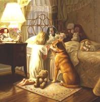 Bedtime Prayer Fine Art Print