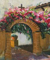 San Juan Capistrano 1 Fine Art Print