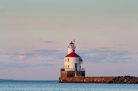 Wisconsin Point Lighthouse, Superior, Wisconsin Fine Art Print