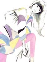 Shopper Fine Art Print