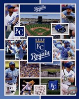 Kansas City Royals 2015 Team Composite Fine Art Print