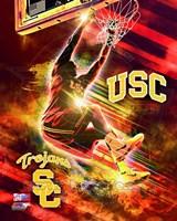 USC Trojans Player Composite Fine Art Print