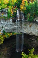 Fall Creek Falls Fine Art Print