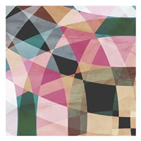 Geometric Design 1 Fine Art Print