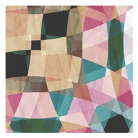 Geometric Design 2 Fine Art Print