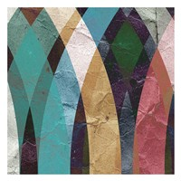 Geometric Design 3 Fine Art Print