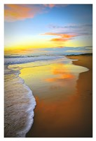 Beach Sunrise Fine Art Print
