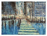 Urban Rhapsody #15 Fine Art Print