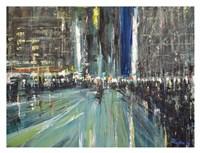 Urban Rhapsody #7 Fine Art Print