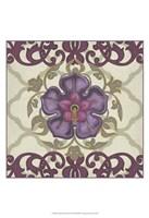 Imperial Garden II Framed Print
