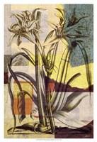 Lily Mix I Framed Print