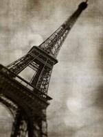 Vintage Eiffel II Fine Art Print