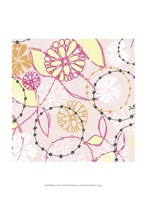 Daisy Chain VI Fine Art Print