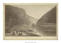Delaware Water Gap Fine Art Print