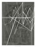 Vertices II Framed Print