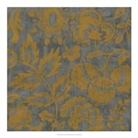 Mandarin Grove II Framed Print