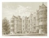 Burton Agnes, Yorkshire Fine Art Print