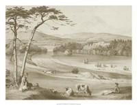 Abbotsford Fine Art Print