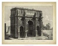 Arco di Constantino Fine Art Print