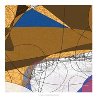 Tangled I Framed Print