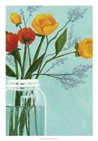 Sylvan Bouquet I Framed Print