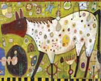 Pleasure Horse Fine Art Print