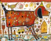 Redvine Fine Art Print