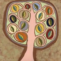 The Calming Tree 3 Fine Art Print
