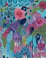 City In Bloom Fine Art Print