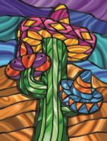 Sombrero 1 Fine Art Print