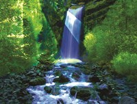 Waterfall B Fine Art Print