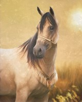 Arabian Gold Fine Art Print