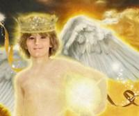 Archangel Jophiel Fine Art Print