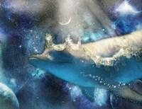 Dolphin Guardian Fine Art Print