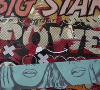 Big Star May Be Framed Print