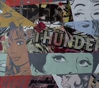 Super Thunder Fine Art Print