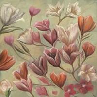 Floral Paradise Fine Art Print