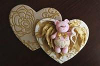 Bear Cupid Fine Art Print