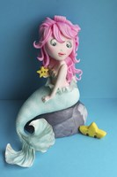 Mermaid Nona Fine Art Print