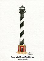 Cape Hatteras Lighthouse, NC Fine Art Print