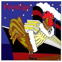 Rooster Prestige Fine Art Print