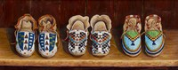 Family Moccasins Fine Art Print