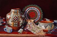 Tribal Art Fine Art Print